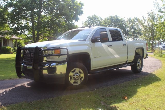 Pre-Owned 2016 GMC Sierra 2500HD Base