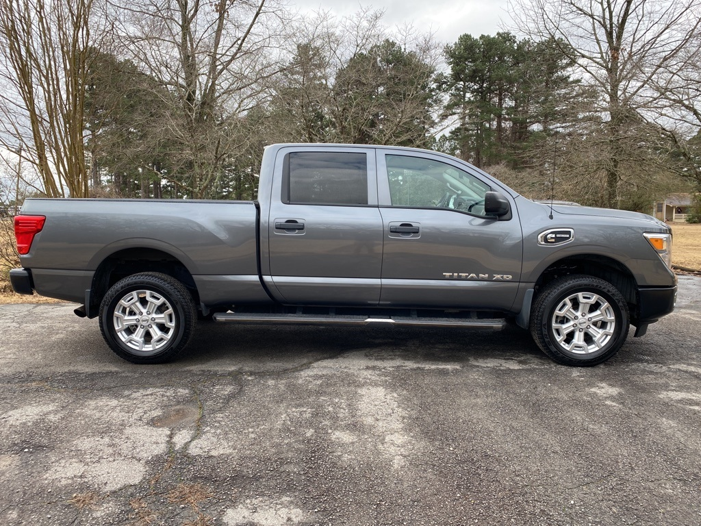 Pre-Owned 2016 Nissan Titan XD S