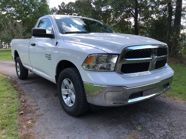 Red River Dodge Heber Springs >> New 2019 RAM 1500 Classic Tradesman Regular Cab for Sale # ...